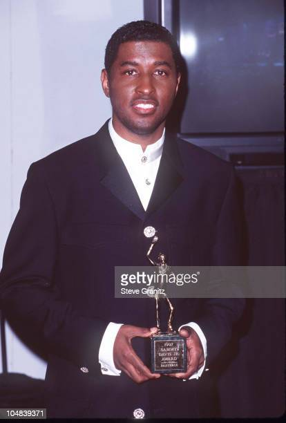 Kenny Babyface Edmonds during The 11th Annual Soul Train Music Awards at Shrine Auditorium in Los Angeles California United States