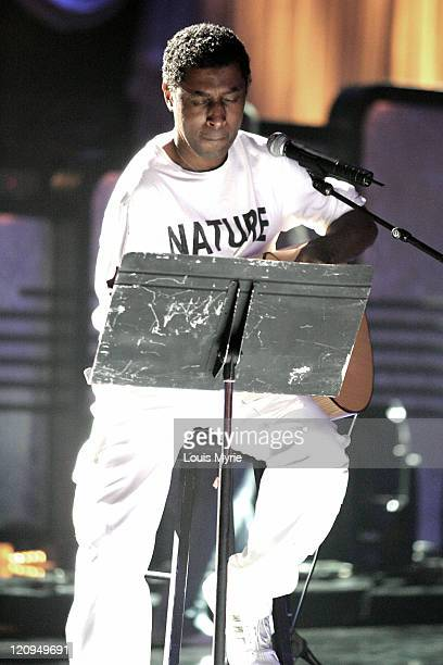 "Kenny ""Babyface"" Edmonds during The United Negro College Fund Hosts An Evening of Stars Tribute to Quincy Jones - Rehearsals in Hollywood,..."
