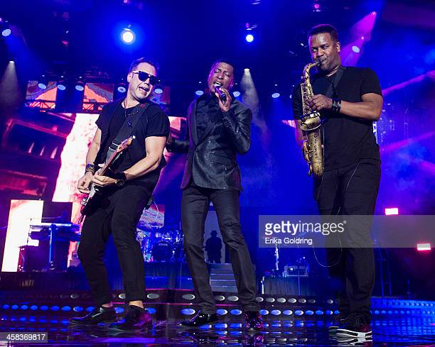 Kenny Babyface Edmonds performs at the MercedesBenz Superdome on July 1 2016 in New Orleans Louisiana