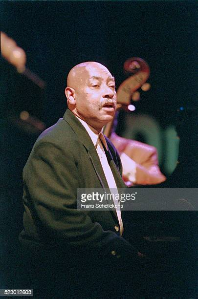 Kenny Barron, piano, performs on July 11th 1998 at the North Sea Jazz Festival in the Hague, the Netherlands.