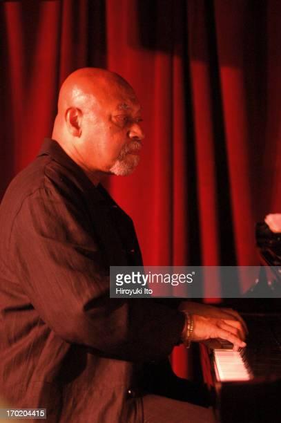 Kenny Barron Sextet at Village Vanguard on Tuesday night September 7 2004This imageKenny Barron piano