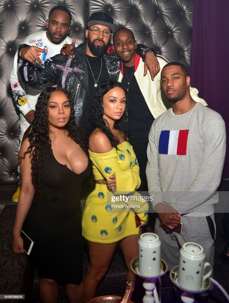 Draya Michele & Kenny Burns Host Revel : News Photo