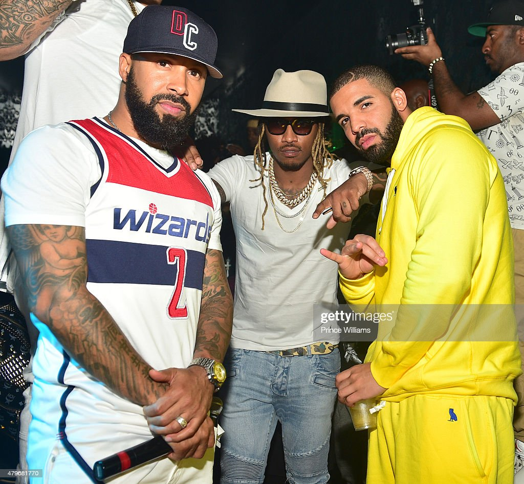 The Official Birthday Bash Afterparty Hosted by Future : News Photo