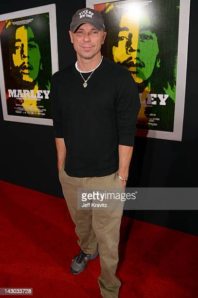 175acb6263efa Kenny Chesney attends the Los Angeles premiere of  Marley  at... News Photo