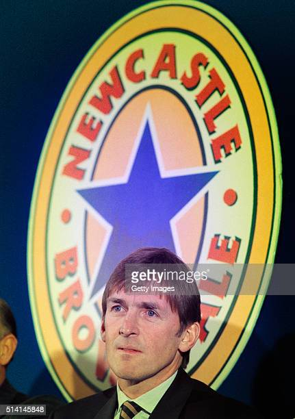 Kenny Dalglish faces the media as he is unveiled as the new manager of Newcastle United replacing the recent resignation of Kevin Keegan at St Jame's...