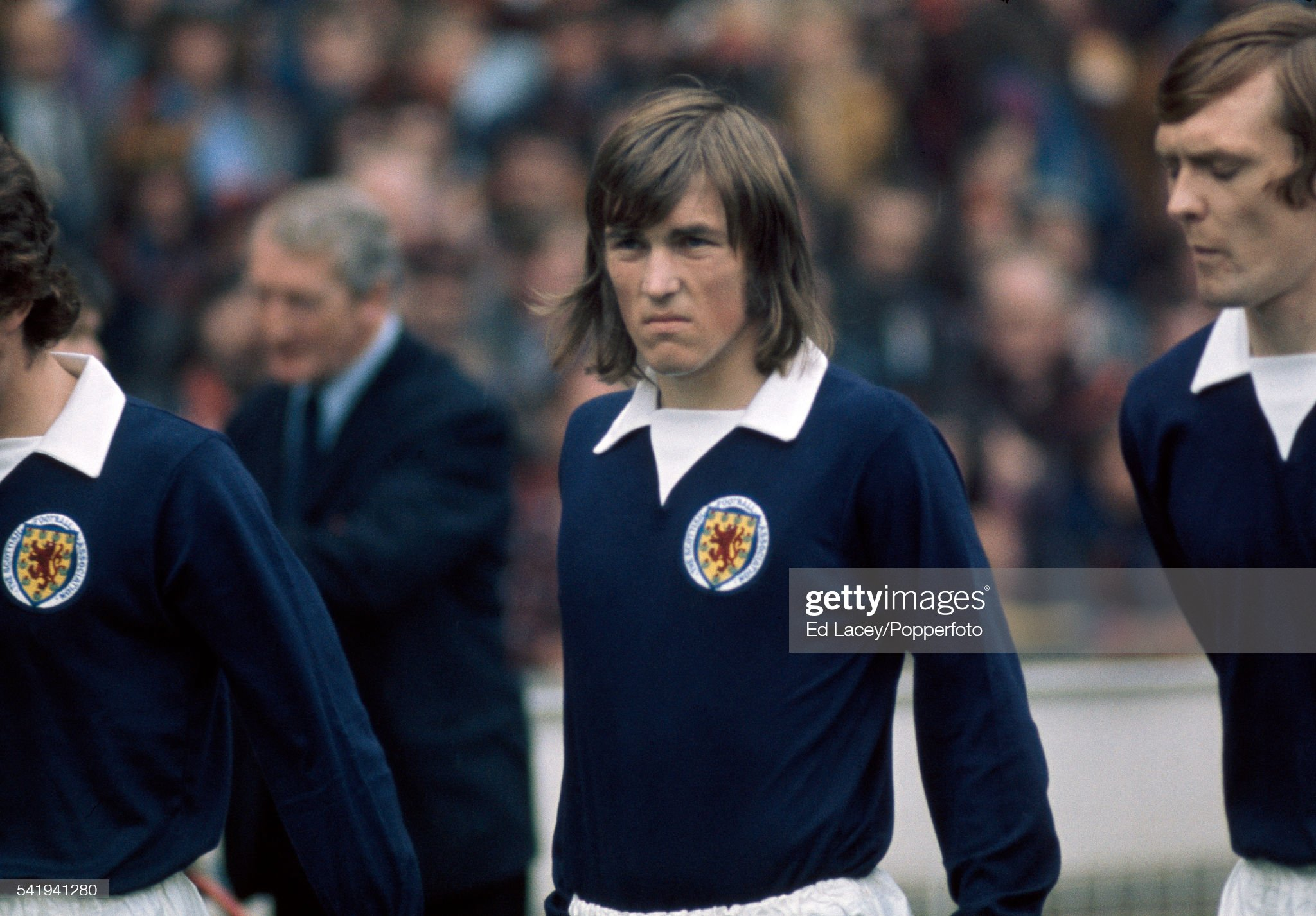 Kenny Dalglish - Scotland : News Photo