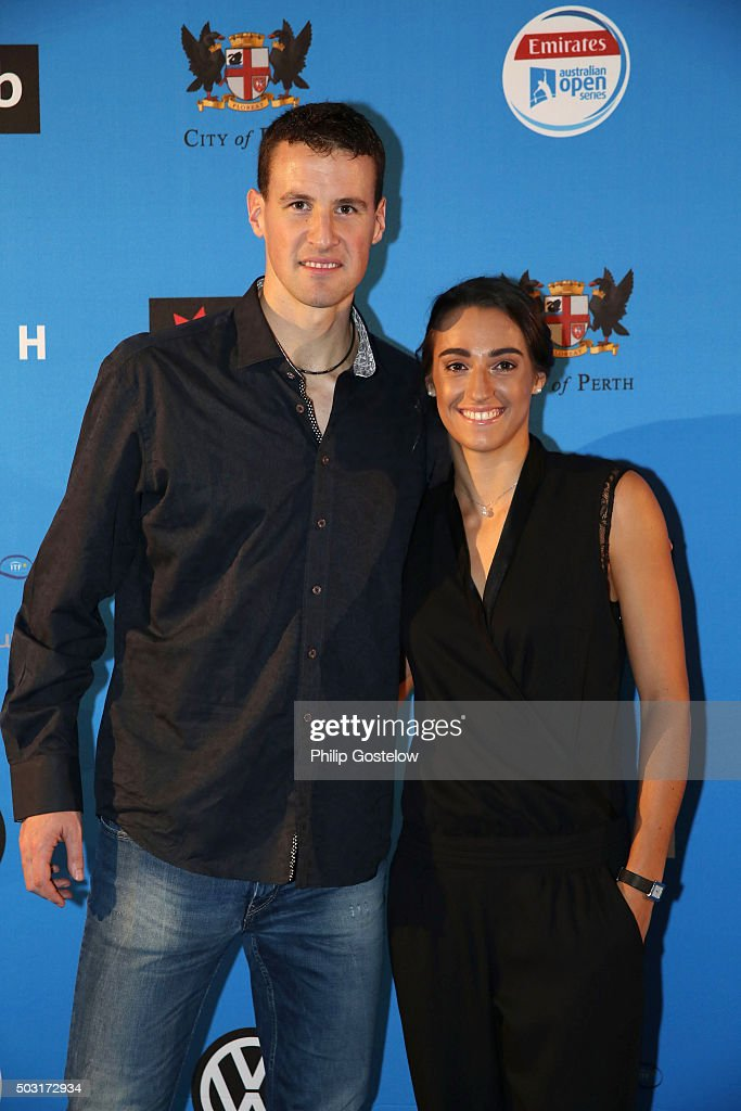 2016 Hopman Cup Player Party