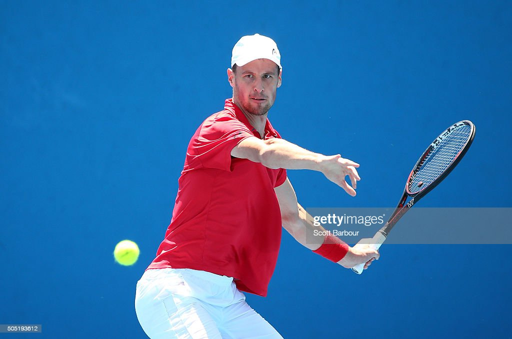 2016 Australian Open - Qualifying : News Photo