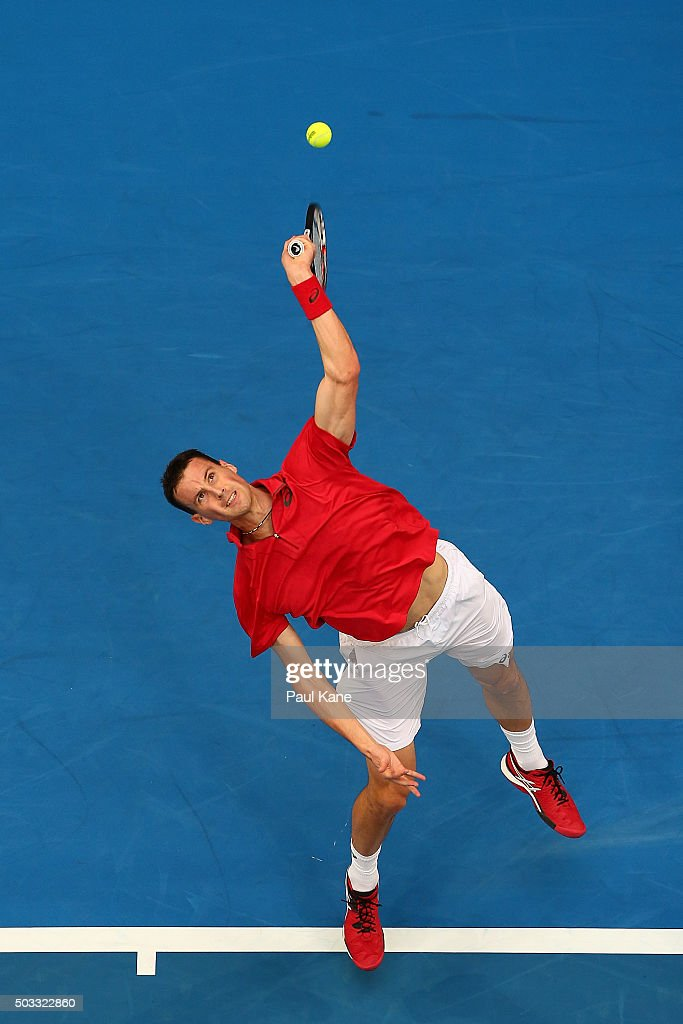 2016 Hopman Cup - Day 2