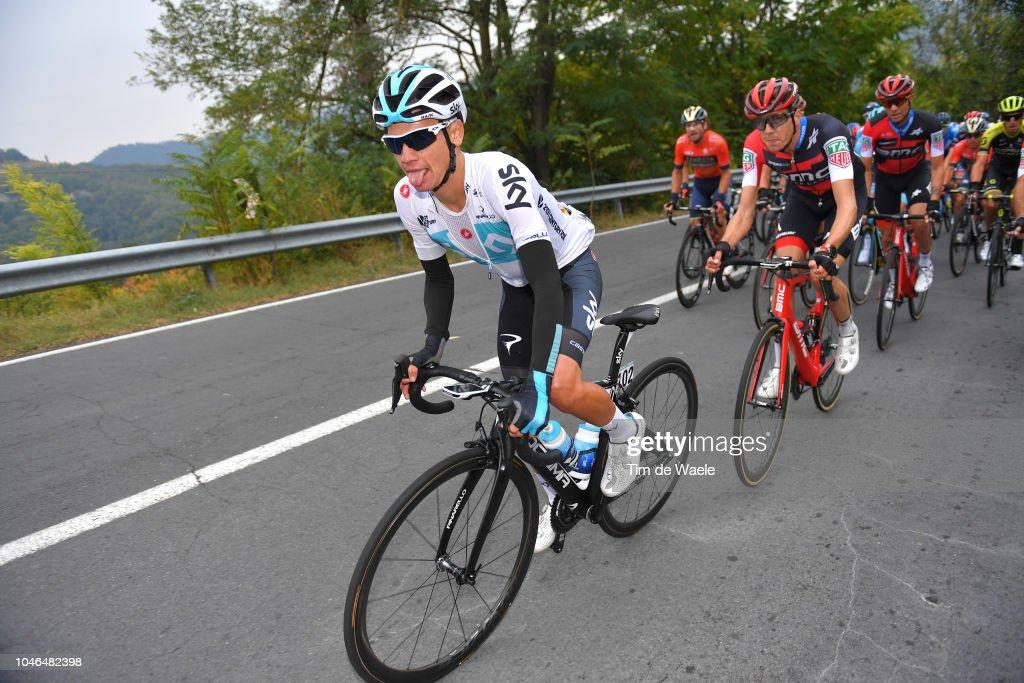 101th Giro Dell'Emilia 2018 : News Photo