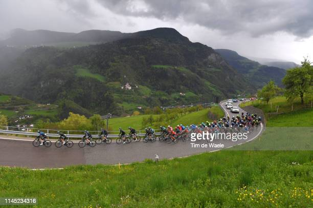 Kenny Elissonde of France and Team Sky / Salvatore Puccio of Italy and Team Sky / Christopher Froome of United Kingdom and Team Sky / Pavel Sivakov...