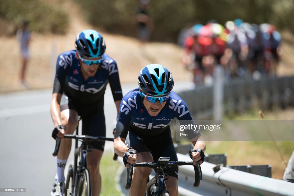 21st Santos Tour Down Under 2019 - Stage 6 : ニュース写真