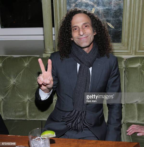 Kenny G attends the 2017 Tribeca Film Festival Opening Night Party at Tavern On The Green on April 19 2017 in New York City
