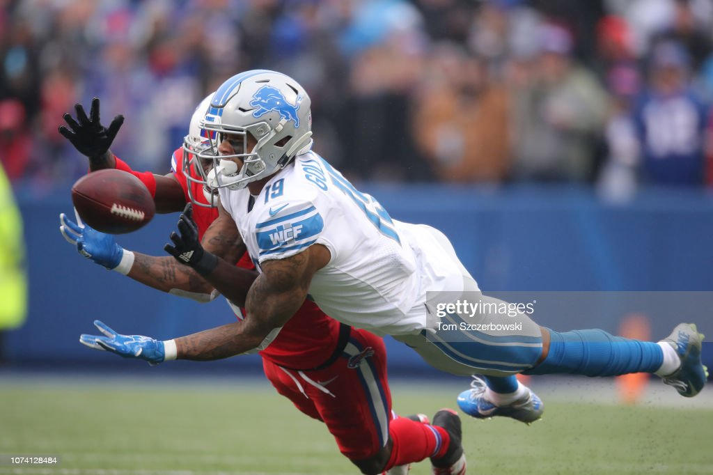 Detroit Lions v Buffalo Bills : News Photo