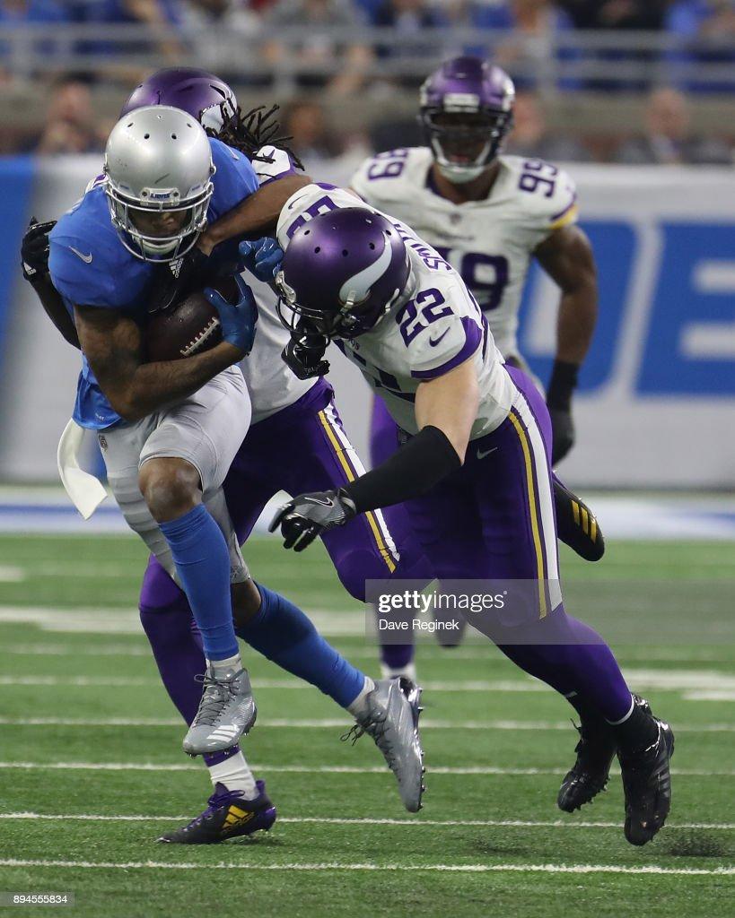 Minnesota Vikings vDetroit Lions
