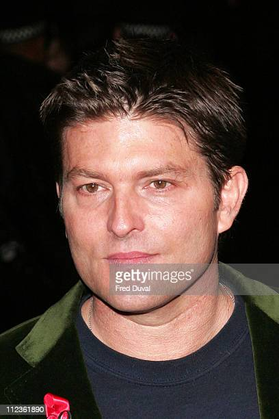 Kenny Goss during George Michael's A Different Story Gala London Screening at Curzon Mayfair in London Great Britain