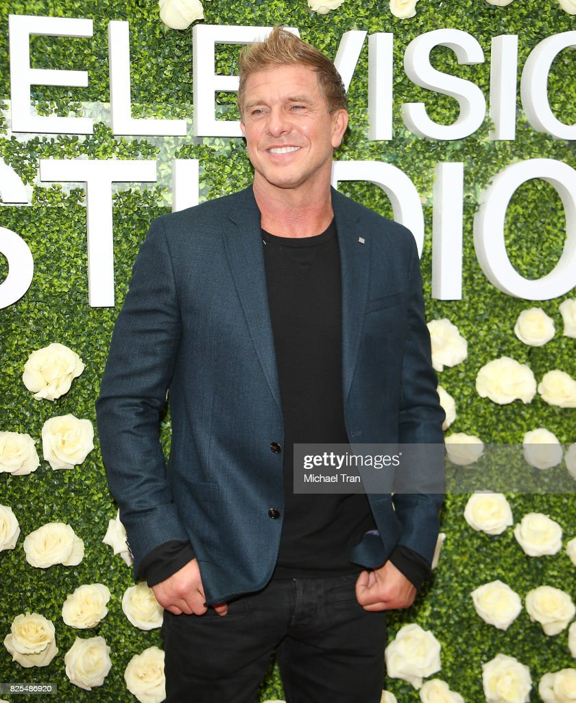 Kenny Johnson arrives to the 2017 Summer TCA Tour - CBS Television Studios' Summer Soiree held at CBS Studios - Radford on August 1, 2017 in Studio City, California.
