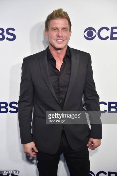 Kenny Johnson attends the 2017 CBS Upfront on May 17 2017 in New York City