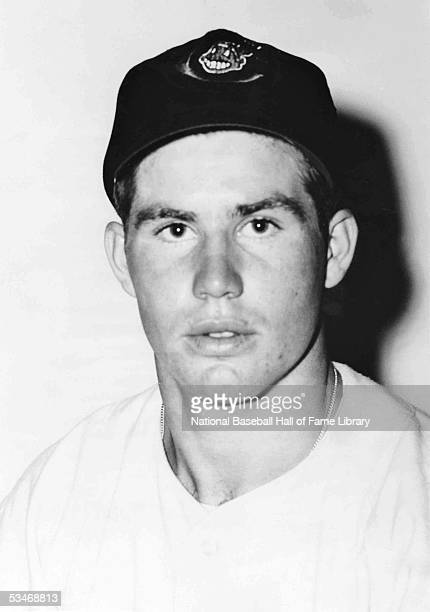 Kenny Kuhn of the Cleveland Indians poses for a portrait before a game