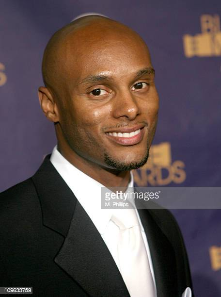 Kenny Lattimore 12556_MP_0611JPG during 2006 TNT Black Movie Awards Red Carpet at Wiltern Theatre in Los Angelses California United States