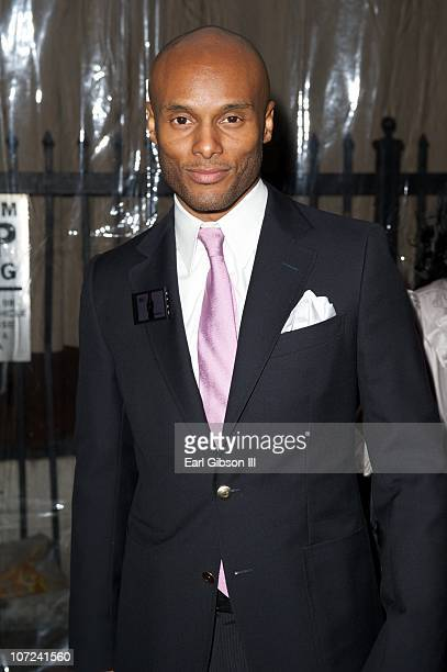 Kenny Lattimore attends the 10th Annual Heroes In The Struggle Gala Concert on December 1 2010 in Hollywood California