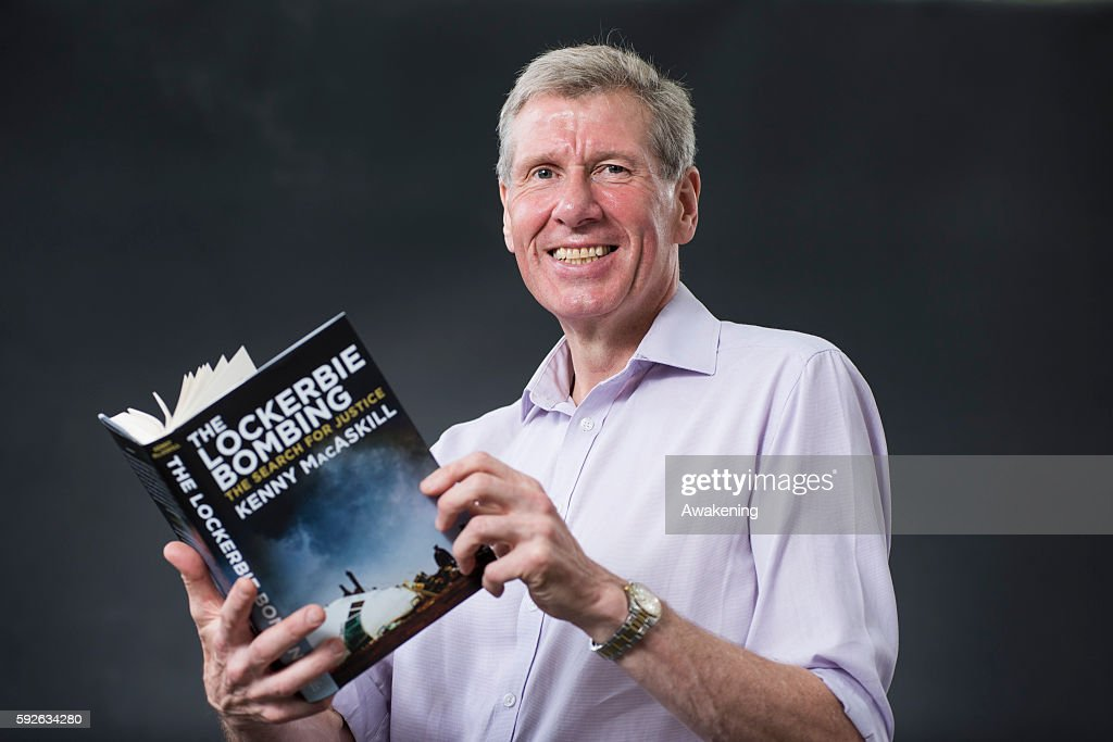 Kenny MacAskill attends the Edinburgh International Book Festival on August 21, 2016 in Edinburgh, Scotland. The Edinburgh International Book Festival is one of the most important annual literary events, and takes place in the city which became a UNESCO City of Literature in 2004.