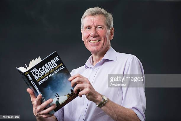 Kenny MacAskill attends the Edinburgh International Book Festival on August 21 2016 in Edinburgh Scotland The Edinburgh International Book Festival...