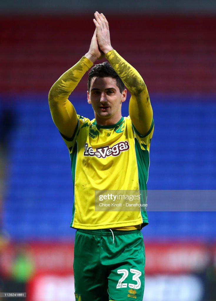 Bolton Wanderers v Norwich City - Sky Bet Championship : News Photo
