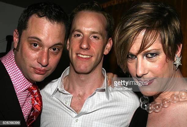 Kenny Mellman Billy Zavelson producer and Justin Bond