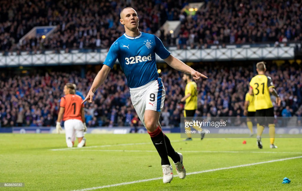 Rangers v Progres Niederkorn - UEFA Europa League First Qualifying Round