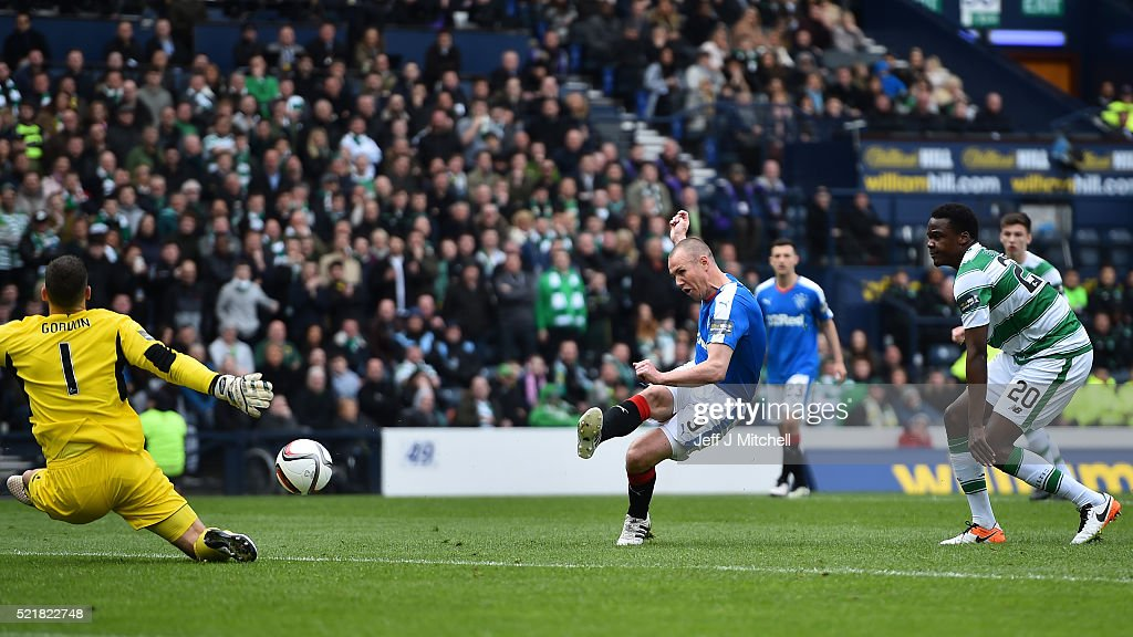 Rangers v Celtic - William Hill Scottish Cup Semi Final