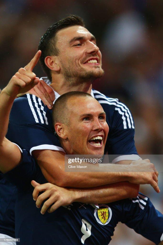 England v Scotland - International Friendly : News Photo