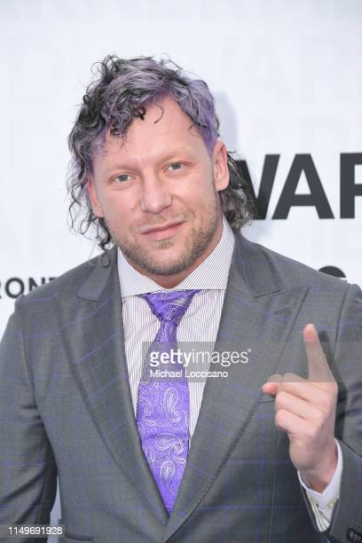 Kenny Omega attends the WarnerMedia 2019 Upfront at One Penn Plaza on May 15 2019 in New York City