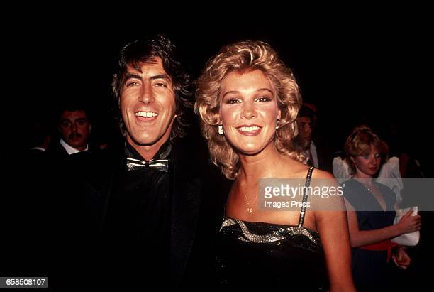 Kenny Ortega and Cynthia Rhodes circa 1983 in New York City