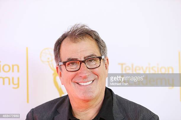 Kenny Ortega arrives at Television Academy's Directors Peer Group choreographers celebration held at Leonard H Goldenson Theatre on August 10 2014 in...