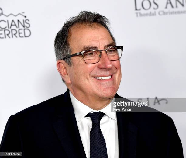 Kenny Ortega arrives at the Los Angeles Ballet Gala 2020 at The Broad Stage on February 28 2020 in Santa Monica California