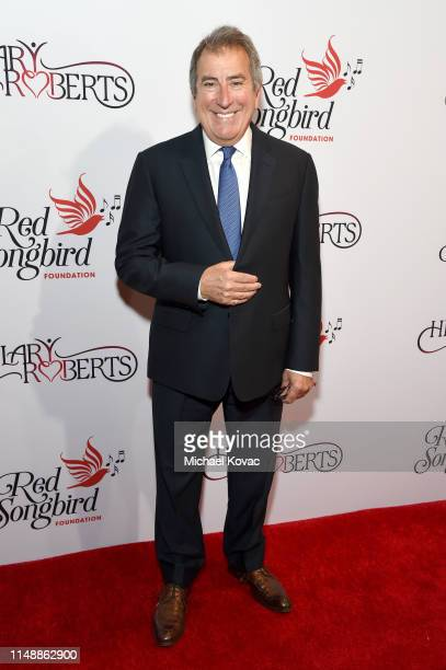 Kenny Ortega attends the Hilary Roberts Birthday Celebration and the Red Songbird Foundation Launch on May 11 2019 in Los Angeles California