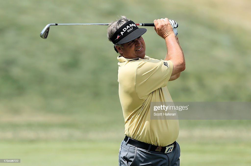 U.S. Senior Open Championship - Round Three