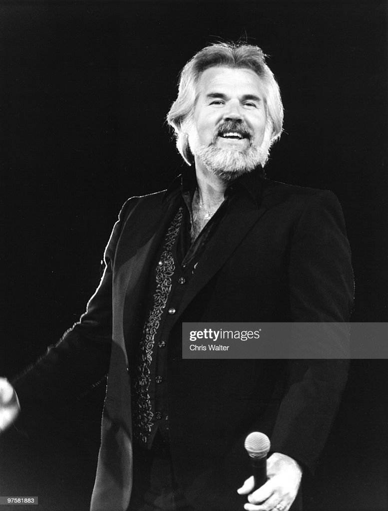 Kenny Rogers 1982 © Chris Walter
