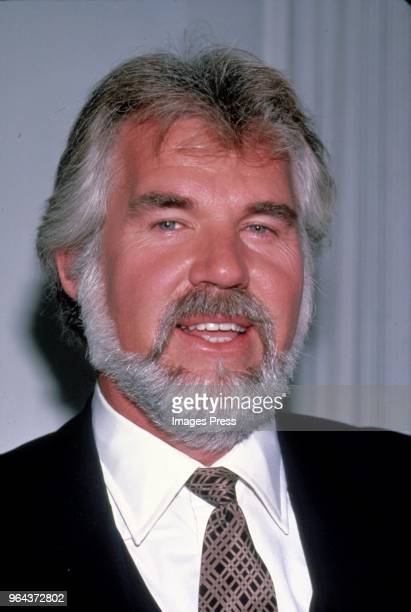 Kenny Rogers circa 1982 in New York City