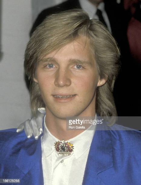 Kenny Rogers Jr attends the 28th Annual Grammy Awards PreParty on February 23 1986 at Chasen's Restaurant in Beverly Hills California