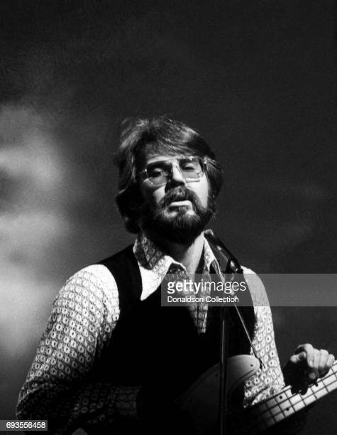 Kenny Rogers of Kenny Rogers and the First Edition performs on This Is Tom Jones TV show in circa 1970 in Los Angeles California