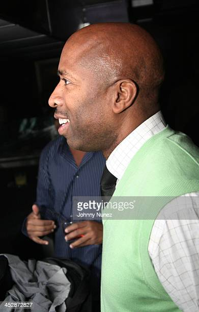 Kenny Smith attends his 8th Annual AllStar Bash on February 12 2010 in Dallas Texas