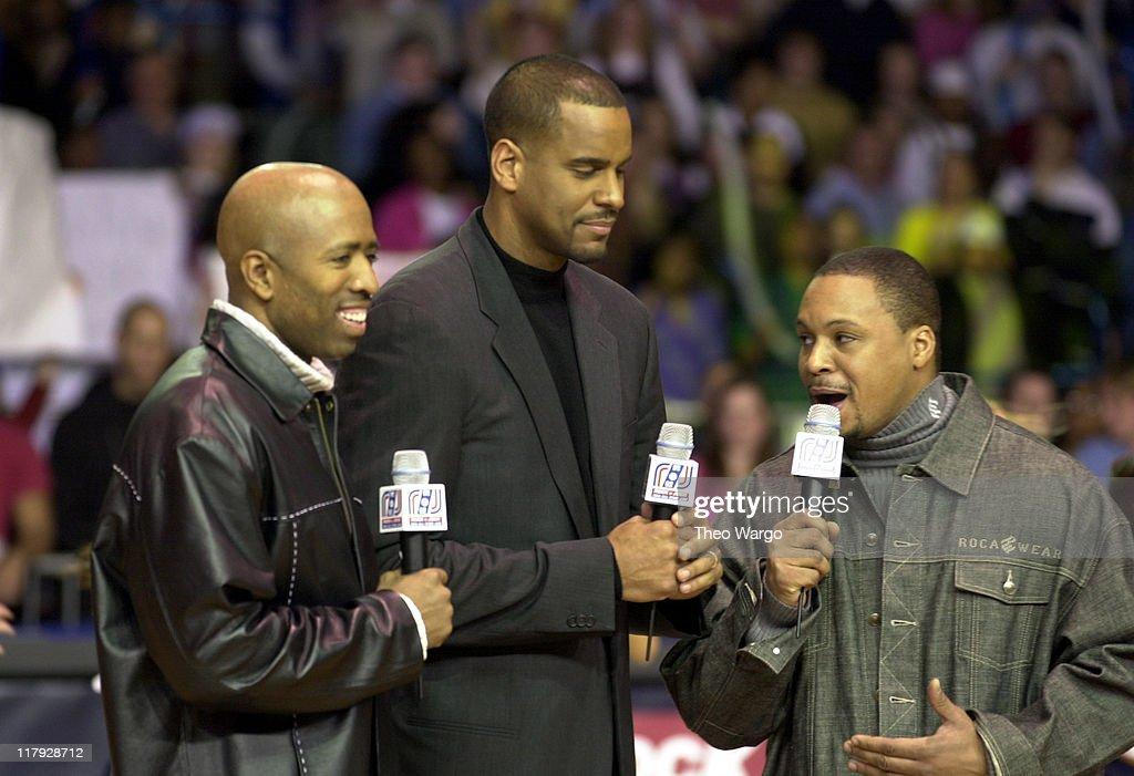 MTV's Rock 'N Jock NBA All-Star Jam