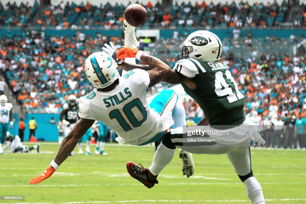 New York Jets v Miami Dolphins