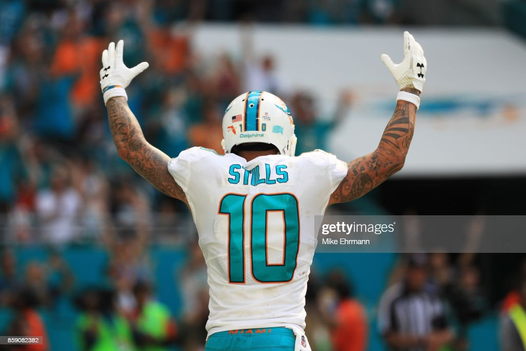Tennessee Titans v Miami Dolphin : News Photo