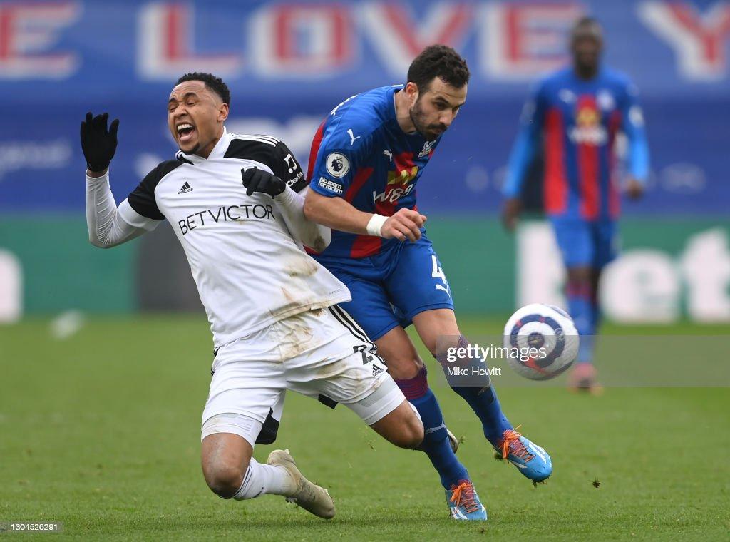 Crystal Palace v Fulham - Premier League : News Photo