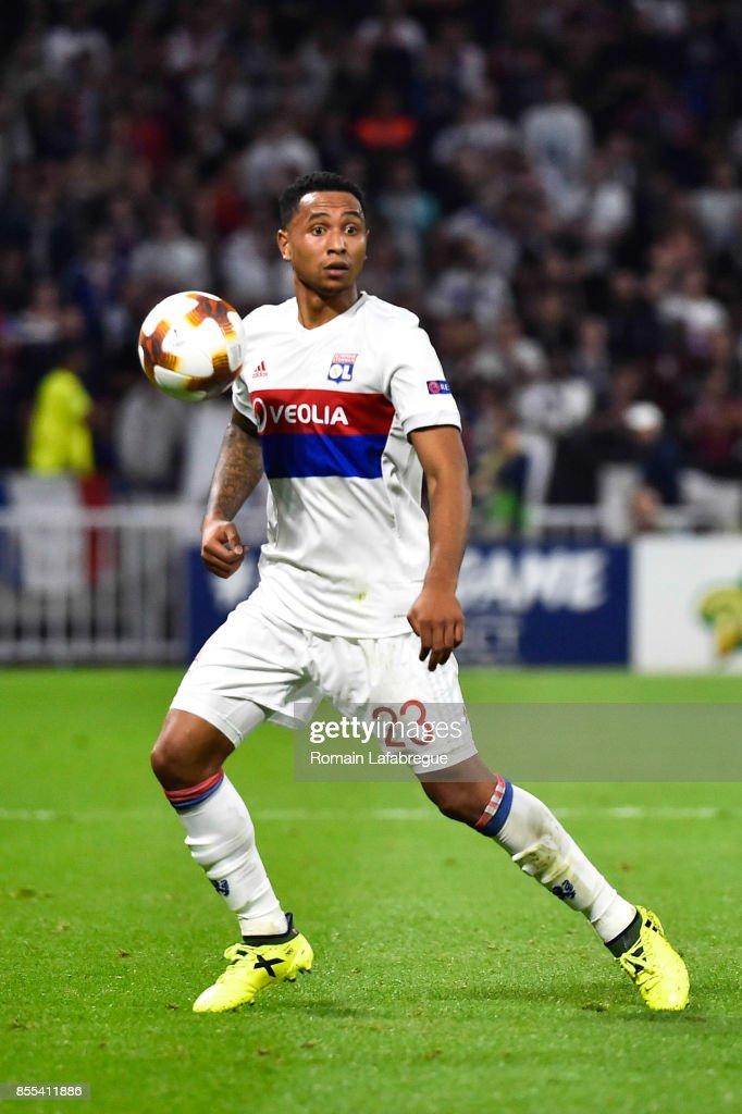 Olympique Lyonnais v Atalanta Bergame - Uefa Europa League