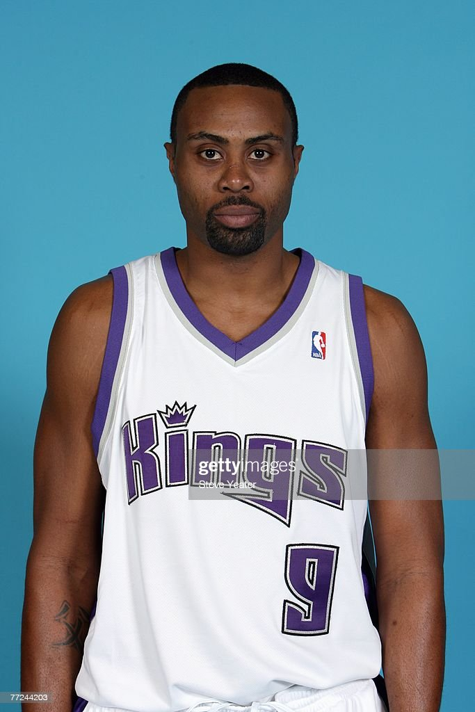 Kenny Thomas #9 of the Sacramento Kings poses for a portrait during Media Day on October 1, 2007 at the Practice Facility in Sacramento, California.