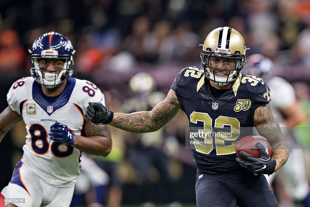 Denver Broncos v New Orleans Saints